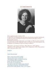 Ana María Rossetti