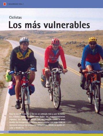 Ciclistas - CESVI Argentina