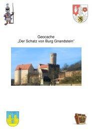 Variante 4: Der Schatz von Burg Gnandstein - Altenburg Tourismus
