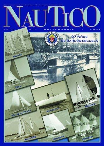 Apuntes sobre nuestra flota - Club Náutico San Isidro