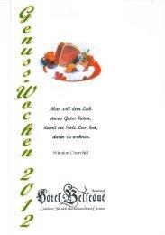 Veranstaltungsplan 2012 - Altenburg Tourismus