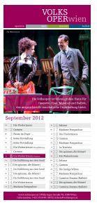Wien- Programm 9/12 - Vienna - Seite 3