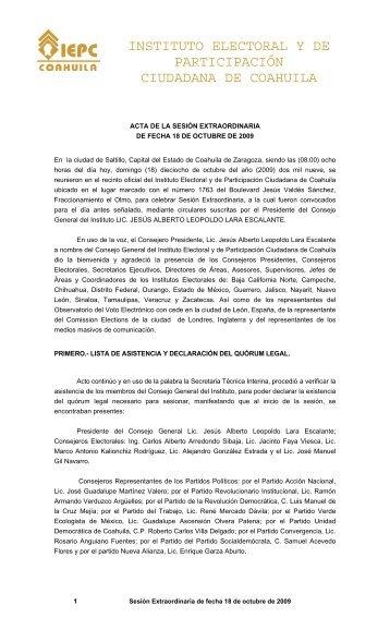 Descargar - Instituto Electoral y de Participación Ciudadana de ...