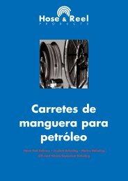 Carretes de manguera para petróleo - Hosereel Products