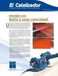 N° 78 Rafia de Alta Velocidad - Propilco