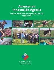 FIA Innovación agraria 1999 - 2004 636