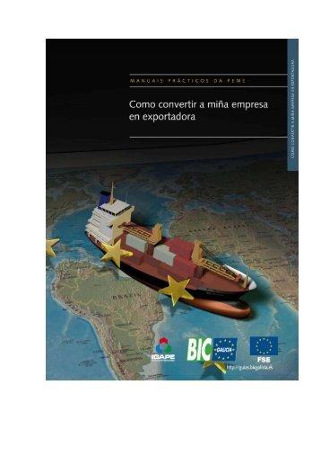Como converter a miña empresa en exportadora.indd - BIC Galicia
