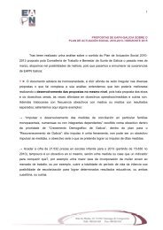 Tras teren realizado unha análise sobre o contido do ... - EAPN Galicia