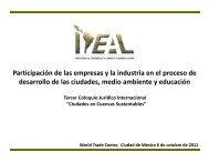 Ing. Sergio Ramírez Lomelín - ATL el portal del agua desde México