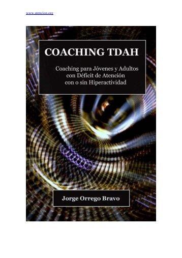 Leer extracto del libro - Coaching TDAH