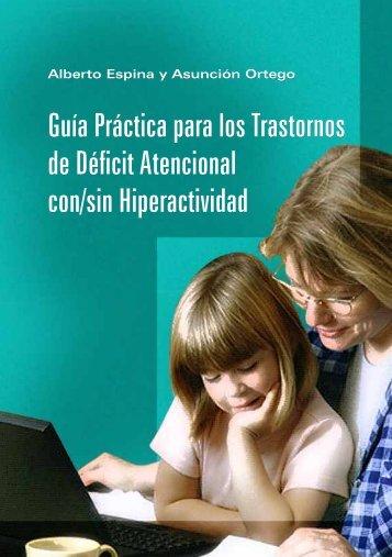 Guía Práctica para los Trastornos de Déficit Atencional con/sin ...
