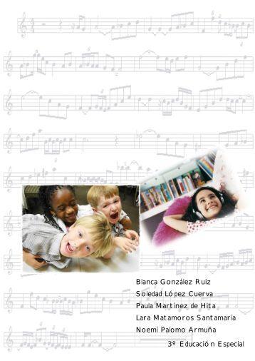 Musicoterapia Y Trastorno por Déficit de Atencion e Hiperactividad