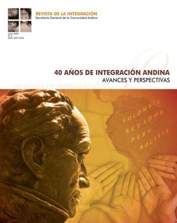 REVISTA 4 corregida 1.cdr - Comunidad Andina
