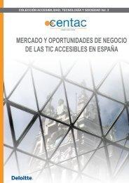 Mercado y Oportunidades de Negocio de las TIC - Año Europeo del ...