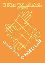 Plan Voluntariado - Fundación O Noso Lar