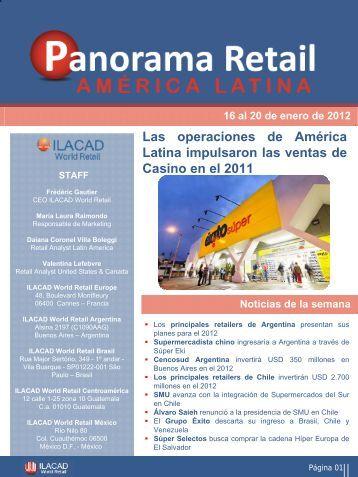 Las operaciones de América Latina impulsaron las ventas de ...