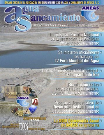 Impulsarán Premio Nacional en la prestación de Servicios de Agua ...