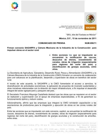 Boletines PDF - Sagarpa