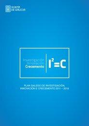 Descarga o Plan I2C - Plan Galego de Investigación, Innovación e ...