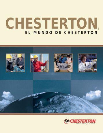 EL MUNDO DE CHESTERTON - A.W. Chesterton Company