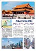 CHINA METROPOLIS - Reise Treff Ludwig - Seite 2