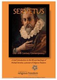 Servetus : Our 16th Century Contemporary - Unitarian Universalist ...