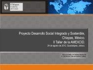 Lic. Jorge Vázquez, Subsecretario de Cooperación internacional del ...