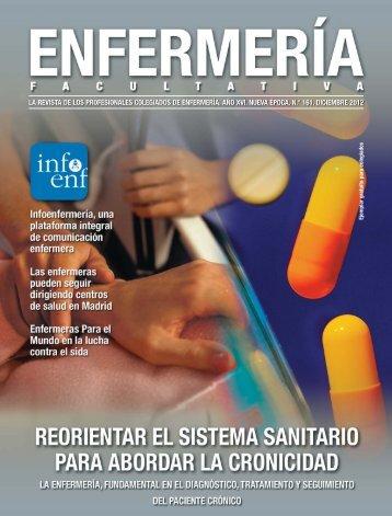 Enfermería Facultativa - Consejo General de Enfermería de España