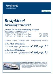 Download Restplatzangebot: