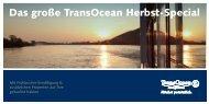 Frühbuchen lohnt sich doppelt! - Transocean