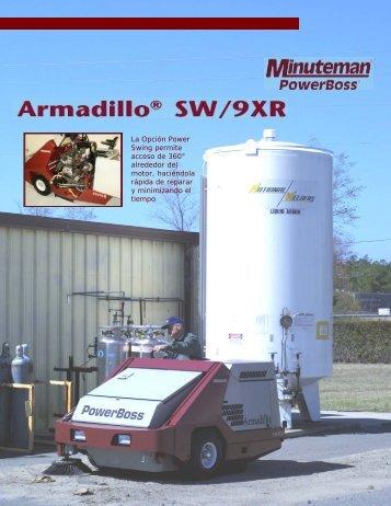 Barredora PowerBoss SW9/XR - Logismarket, el Directorio Industrial