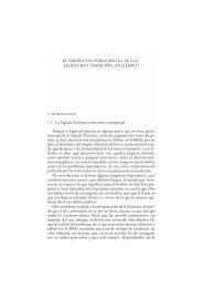 EL FARISEO Y EL PUBLICANO (Lc 18, 9-14). ESCRITURA Y ...