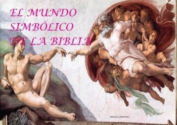 Mundo simbólico de la Biblia - Restauromanía