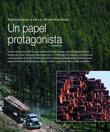 España ya recicla al año 4,6 millones de toneladas - Mecalux