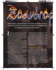 Zoantropia - Revista Cristã de Espiritismo