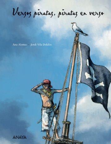 Versos piratas, piratas en verso (extracto) - Anaya Infantil y Juvenil