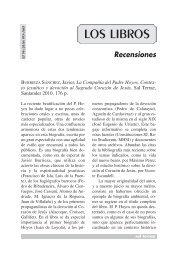 LOS LIBROS - Editorial Sal Terrae