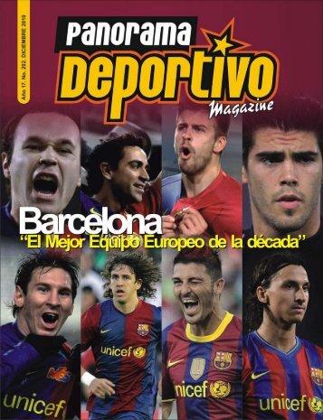Download Diciembre 2010 - Panorama Deportivo Magazine