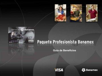 Guía de Beneficios - Banamex.com