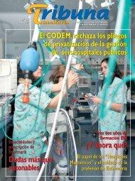 Tribuna Sanitaria nº 269 en formato P.D.F. - CODEM