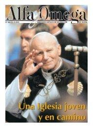 Nº 682/25-III-2010 SEMANARIO CATÓLICO DE ... - Alfa y Omega