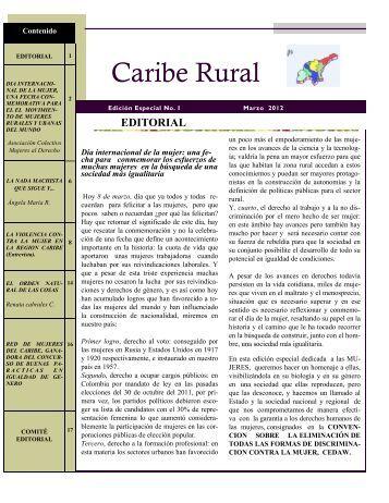 Caribe Rural - Corporación - Taller PRODESAL