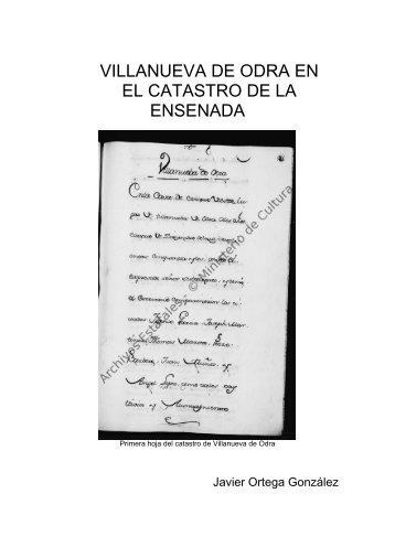 Villanueva de Odra - Sandoval de la Reina