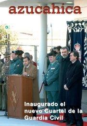 Inaugurado el nuevo Cuartel de la Guardia Civil - Ayuntamiento de ...