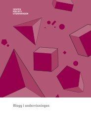 48 blogg i undervisningen