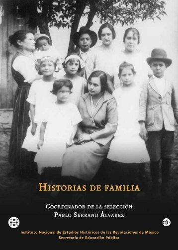 Historias de familia - INEHRM