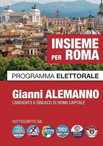 Programma_Alemanno