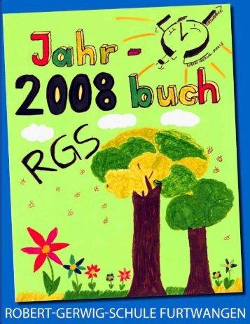 das rgs kollegium 2008 - Robert Gerwig Schule Furtwangen