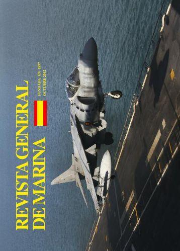 REVISTA GENERAL DE MARINA OCTUBRE 2012 - Portal de ...
