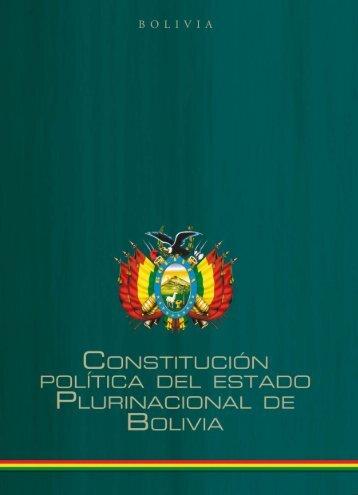 Constitución Política - Presidencia